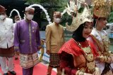 Sambut Ramadhan Pemprov Lampung gelar upacara adat Blangikhan