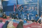 Pertama di Riau, Demokrat Siak syukuran KLB Sibolangit ditolak