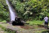 Menjaga habitat elang  inspirator Garuda di Gede Pangrango
