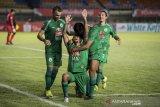 Pemain PSS Sleman Kim Kurniawan mengaku sudah paham kekuatan Persib