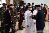 Hendri Septa resmi jabat Wali Kota Padang sisa masa jabatan 2019-2024