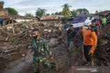 Korban jiwa akibat bencana alam di wilayah NTT bertambah jadi 124 orang