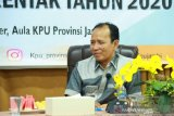 KPU  putuskan PSU Pilgub Jambi 27 Mei 2021