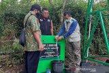 Antisipasi kekeringan, ACT-PLN Purwokerto serahkan sumur wakaf untuk warga Desa Suro