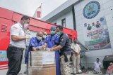 BNNP NTB memusnahkan 4.116,69 gram ganja dan 904,95 gram sabu-sabu