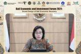 Sri Mulyani: Eksekusi program pemulihan di Bali belum maksimal