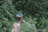 Fasilitas air bersih yang dibangun PT Freeport belum difungsikan
