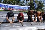 Bupati Sleman resmikan inovasi irigasi tetes lahan cabai