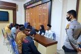 Tertangkap sebelum menikah, pria di Selatpanjang ini terpaksa ijab kabul di kantor polisi