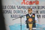 Gubri Uji Coba SPAM Durolis, Air Karman tak hitam lagi