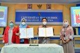 BSN serahkan sertifikat ISO untuk empat laboratorium Unhas