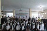 Lepas 35 Dai Pengabdian, Dewan Dakwah bagikan 1.000 Alquran dan Iqro