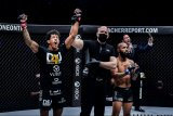 Mantan petarung UFC Demetrious gagal cetak sejarah ONE Championship