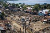 Lapan analisis daerah terkena banjir di Flores Timur dengan citra satelit