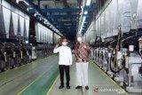 Kepala BKPM Bahlil resmikan perluasan pabrik Indorama senilai Rp510 miliar
