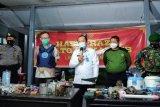 Kanwil Kemenkumham Sulsel gandeng APH geledah Lapas dan Rutan Makassar
