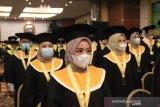 Unilak Gelar Wisuda, Rektor Jabarkan Prestasi dan Kemajuan dimasa Pandemi