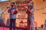 Tamansari Yogyakarta menjadi percontohan wisata taat protokol kesehatan