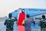 Presiden Jokowi bertolak ke NTT pastikan penanganan bencana berjalan baik