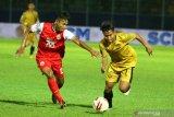 Pemain muda Persija Jakarta tambah porsi latihan saat libur PPKM