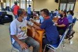 50 jurnalis Kota Jayapura tuntaskan vaksinasi COVID-19 dosis dua