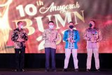 Peruri meraih Anugerah BUMN 2021