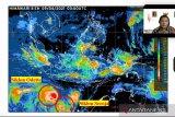 BMKG: Perhatikan risiko keselamatan berlayar dampak dua siklon tropis