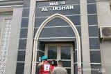 PMI giatkan penyemprotan disinfektan di masjid jelang Ramadhan 1442 H