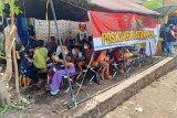 Sebanyak 1.105 penduduk Ile Boleng Flores Timur kehilangan tempat tinggal