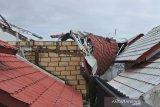 Sebanyak 4.104 rumah penduduk di Malaka NTT rusak akibat bencana banjir