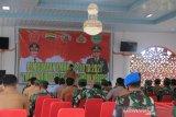 Pemkab berkolaborasi dengan TNI dalam kegiatan TMMD 110 di Rohul