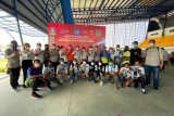 Atlet Kepri divaksin COVID-19 jelang PON Papua