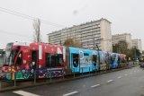 Promosi Wonderful Indonesia warnai trem di Brussels selama tiga bulan