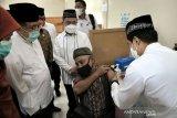 Ketua Umum DMI Jusuf Kalla resmikan gerakan masjid jadi sentra vaksinasi