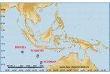 BMKG: Hujan lebat disertai kilat diprakirakan terjadi di sebagian Indonesia