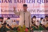 Santri MA KKM Padang Panjang ikuti khatam tahfizh