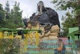 Patung di wahana wisata Kota Batu roboh akibat gempa