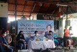 Wakil Ketua DPRD Manado  Serap aspirasi  di Winangun