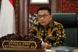 Kepala SKP Moeldoko kenang ketangguhan kru kapal selam KRI Nanggala-402