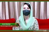 Arumi Bachsin sebut cegah stunting dengan edukasi gizi sejak remaja