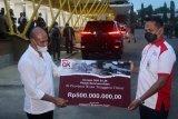 Bantu penanganan bencana di NTT, OJK-LJK salurkan Rp500 juta