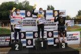 Pemenang Seri I dominasi podium BMX Internasional 2021 Seri II