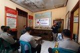 Gandeng Puskesmas, Polsek Sumbawa gelar pelatihan tracer sukseskan Kampung Sehat