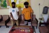 Hendak transaksi sabu, dua pemuda di Arken Taliwang diringkus