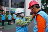 PLN Jawa Tengah dan DIY kirimkan personil untuk pulihkan listrik di NTT