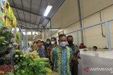 Total Pembangunan Pasar Rakyat Bais Sebesar Rp3,8 miliar