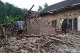 BPBD catat 14 kecamatan di Jember terdampak gempa bumi