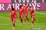 Liga Jerman-Hansi Flick puji kontribusi pemain muda walau Bayern diimbangi Union 1-1