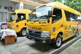 Keberadaan bus sekolah diharapkan bantu tanggulangi pelanggaran lalu lintas