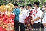 Wakil wali Kota Solok resmikan Masjid Darianis Yatim SMP Negeri 1 Kota Solok